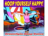 Hula Hoop - Beginners Course Starts Monday 2nd July