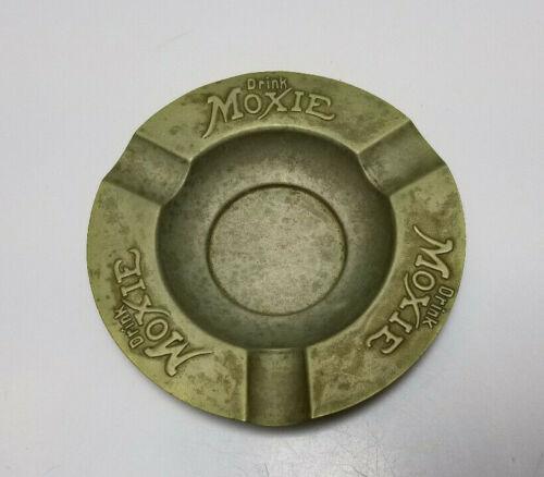 Vintage Ashtray Moxie Soda