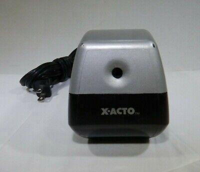 X-acto Electric Pencil Sharpener Model 19xx Cn Rt