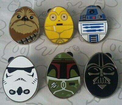 Star Wars Easter Egg Booster Disney Pin Make a Set Lot](Star Wars Easter)