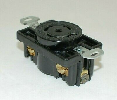 Hubbell 2530 Twist-lock Receptacle