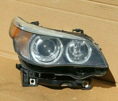 2004 - 2007 oem BMW 5 Series right HEADLIGHT Xenon with AFS Adaptive 2005 2006