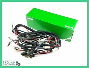 triumph wiring harness motorcycle parts ebay. Black Bedroom Furniture Sets. Home Design Ideas