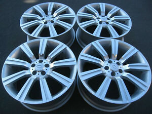 20 Inch Range Rover Wheels Ebay