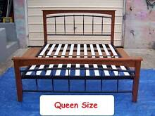 Kirsty Queen Size Bed Frame Inala Brisbane South West Preview
