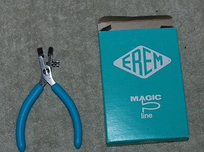 Erem 554 4 3/4 in. U-Shaped Forming Pliers,  MAGIC LINE
