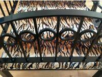 Luxury Metal Frame Dog/Cat beds