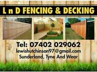 LH Fencing & Decking Services