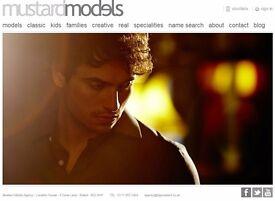Model Agency Intern Required
