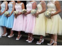 4 True Bridesmaid Dresses