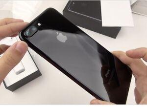 Apple Mint Unlocked iPhone 7Plus Jet Black 128Gigabytes