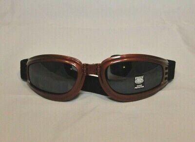 0e16e248224 Pugs Action Sport Goggles Polycarbonate Lenses UV400 Red