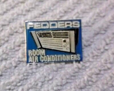Fedders Room Air Conditioners Lapel Pin By National