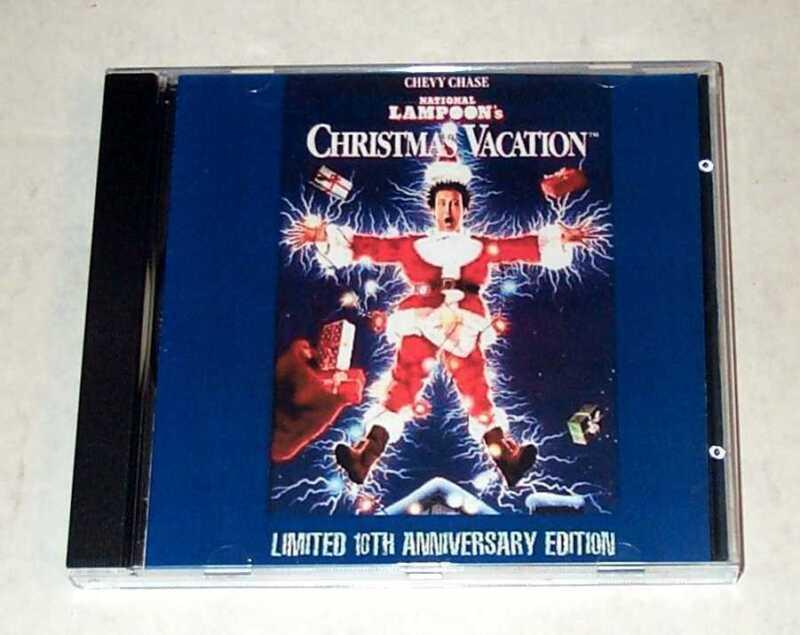 NL Christmas Vacation Soundtrack CD
