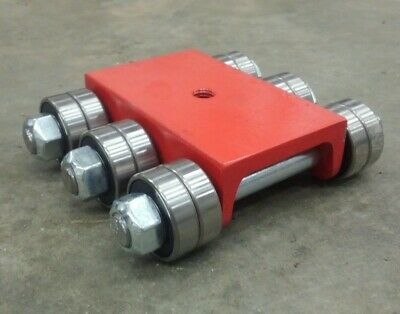 Made In Usa 6 Ton 6t Machine Dolly Skate Machinery Mover Machinery Roller Skates