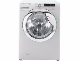 HOOVER DYNAMIC CLASSIC WASHING MACHINE. 9kg Load, 1400 Spin,12 Mths old.LIKE NEW £120