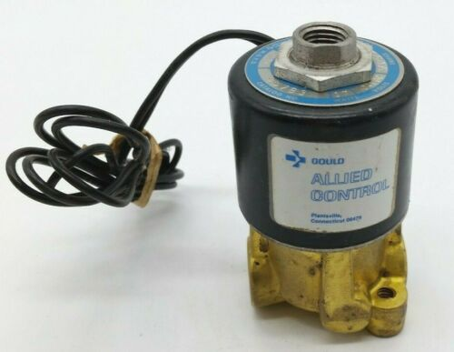 Gould Allied Control 35783 Solenoid Valve