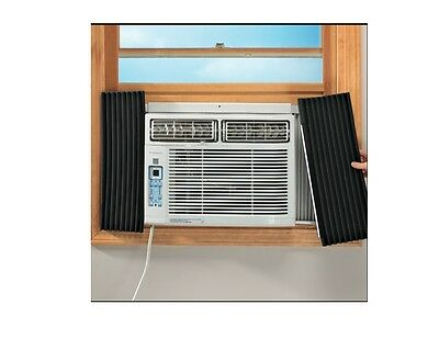 Air Conditioner Unit Side Insulating Panels, Keeps Out Hot Air, Dust And Insects