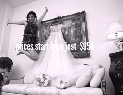 Affordable  Wedding photo/videography and photo booth package