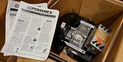 Powerex 5 Hp Air Compressor Oilless Scroll Pump Slae05 Pure Air Technology