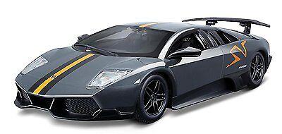 Bburago 1:24 Lamborghini Murcielago LP670-4 SV Racing Car Vehicle Diecast Model segunda mano  Embacar hacia Argentina