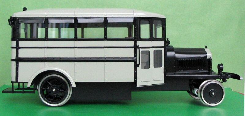 Hand made brass model - Ford Railbus