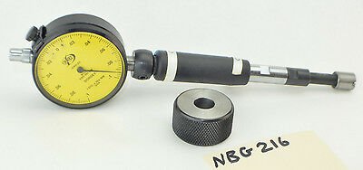 Dorsey Dial Indicator Bore Gage - Dyer 12.155mm Master Bore Gauge Setting Ring