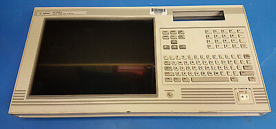Hp Agilent 16702a Front Panel Keyboard Lcd