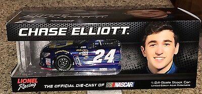 2016 CHASE ELLIOTT #24 NAPA NASCAR 1/24 SPRINT CUP ROOKIE CAR #3012 of 4,801