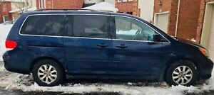 Honda Odyssey 2008 EXL| one owner| no accident
