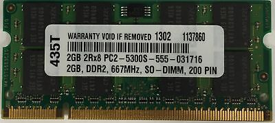 6720t Mobile Thin - 2GB DDR2 MEMORY FOR  Compaq 6720t Mobile Thin Client