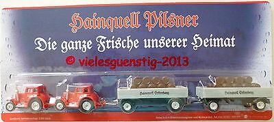 Minitruck Biertruck Brauereitruck - Hainquell Pilsner (4)
