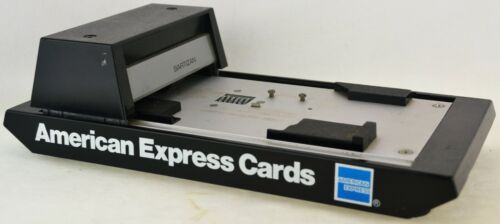 Vintage BARTIZAN American Express Credit Card Imprinter
