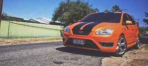 2006 Ford Focus XR5 TURBO Gilles Plains Port Adelaide Area Preview