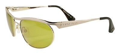 NEW Black Flys Sunglasses FIRE FLY 3 SHINY GOLD POLARIZED Yellow LENS LIMITED - Fire Flys