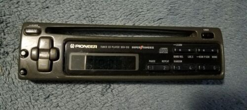 PIONEER DEH-515 STEREO FACEPLATE  FACE PLATE ONLY