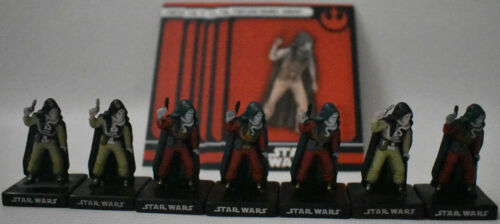 Star Wars Miniatures Lot Twi