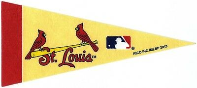 ST. LOUIS CARDINALS~BASEBALL TEAM SOUVENIR~BRAND NEW MINI 9