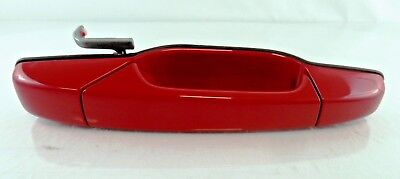 New OEM Door Handle Exterior Front Right 2007-13 Chevy Tahoe Suburban Yukon Red Door Handle Exterior Front