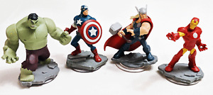 Disney Infinity 2.0, 3.0 - Marvel's The Avengers - Hulk, Iron Ma