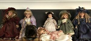 Porcelain dolls. Must go this weekend!! Queanbeyan Queanbeyan Area Preview