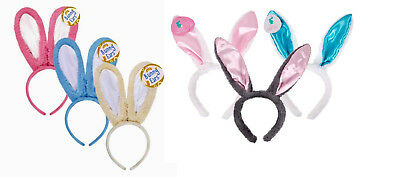 EASTER Party Rabbit Bunny Ears Fancy Costume Alice Band Cosplay Club Headband  - Alice Bunny Costume