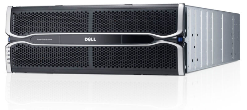 Dell PowerVault MD3060e 60 Bay SAS Dense Storage Rack Enclosure 2x PSU 2x 8X4HH