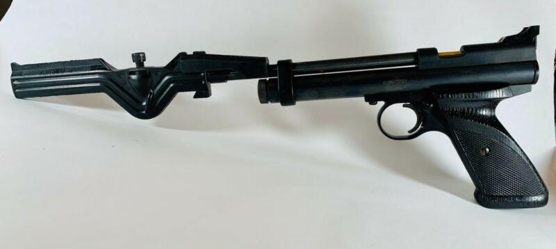 salt gun attachment to crosman 2240 CO2- Salt SWAT-most powerful salt gun on Mkt