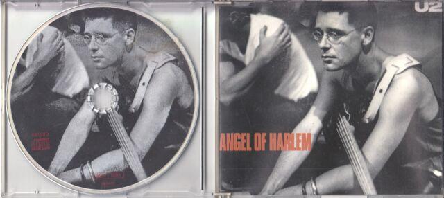 U2 CD-SINGLE  ANGEL OF HARLEM   (c) 1989