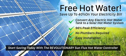 Cheapest solar hot water system on the market