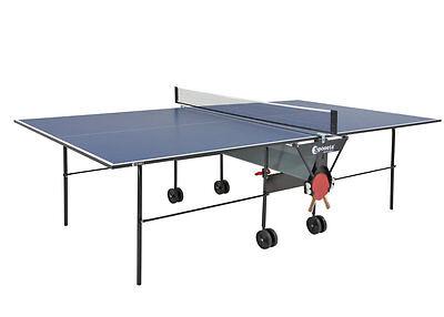 Sponeta S 1-13i Indoor Tischtennisplatte Tischtennistisch mit Netz gebraucht kaufen  Deutschland