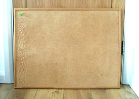 Cork board **FREE TO COLLECTOR**