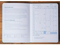 BRAND NEW: 'Tiddler Tracker' - the perfect keepsake/gift for new parents (RRP £16)