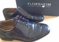 Size 9 - Black Florsheim (like new - wore once)
